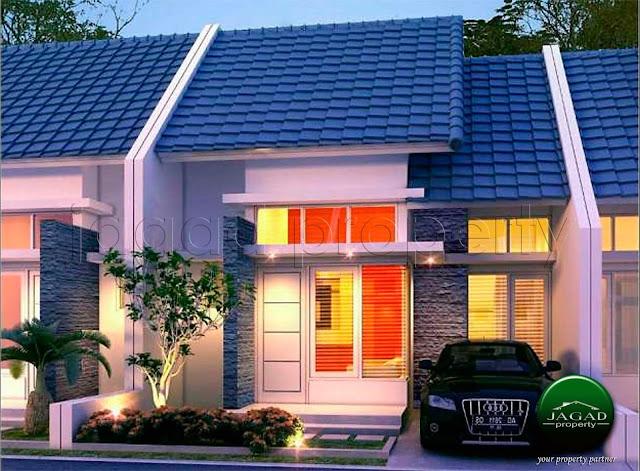 Rumah Murah Minimalis jalan Bantul Km 8