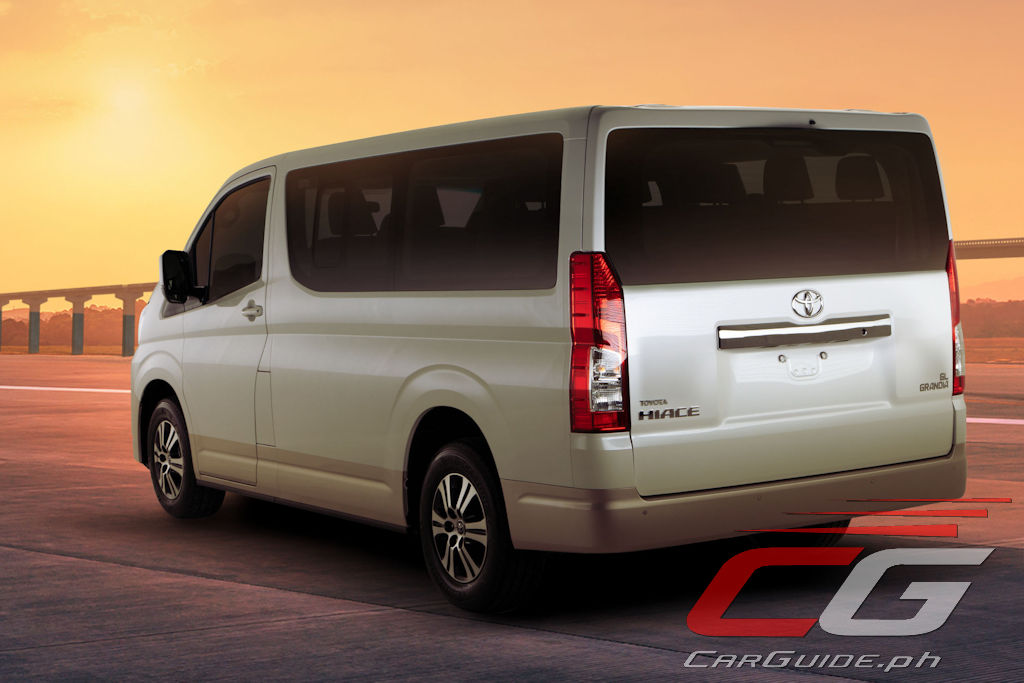 Toyota Philippines Launches All New 2020 Hiace W 37