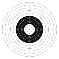 Licencia de armas D prueba práctica