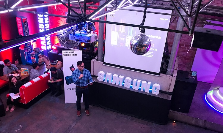 Samsung, Netflix team up for new Galaxy Tabs!