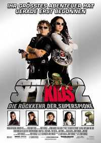 Spy Kids 2 (2002) Hindi Dubeed Tamil English Download 300mb Dual Audio