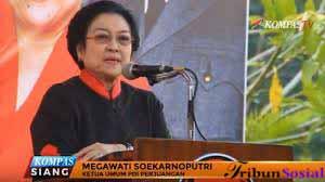 Megawati Terenyuh Lihat Gelombang Dukungan untuk Ahok