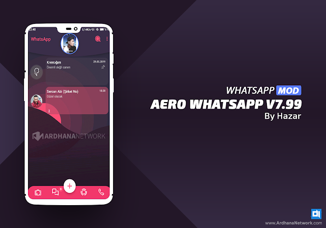 Aero Whatsapp V7.99 By Hazar