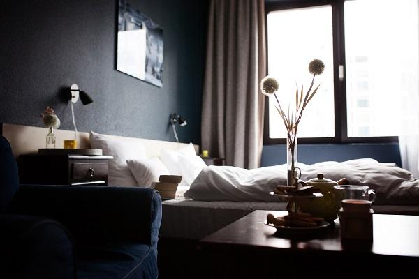Kamar Hotel Dilengkapi dengan Ventilasi Udara yang Baik