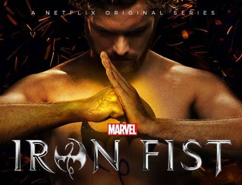 Iron Fist Capitulo 13 Temporada 1 completo