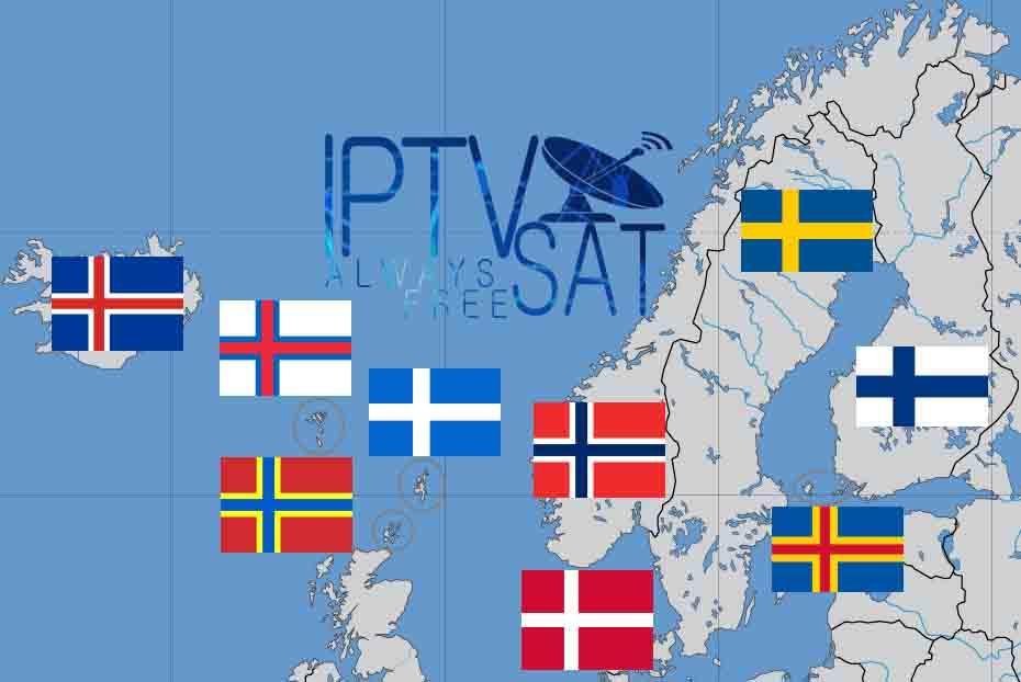 nordic ip tv