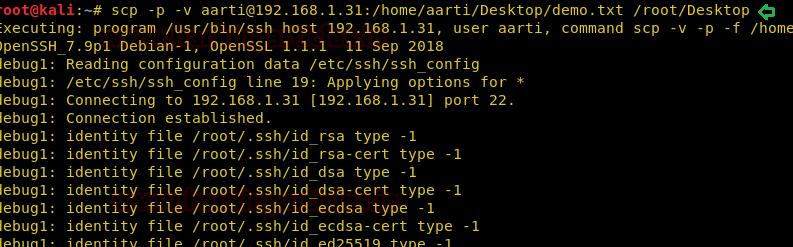 Linux for Pentester: scp Privilege Escalation