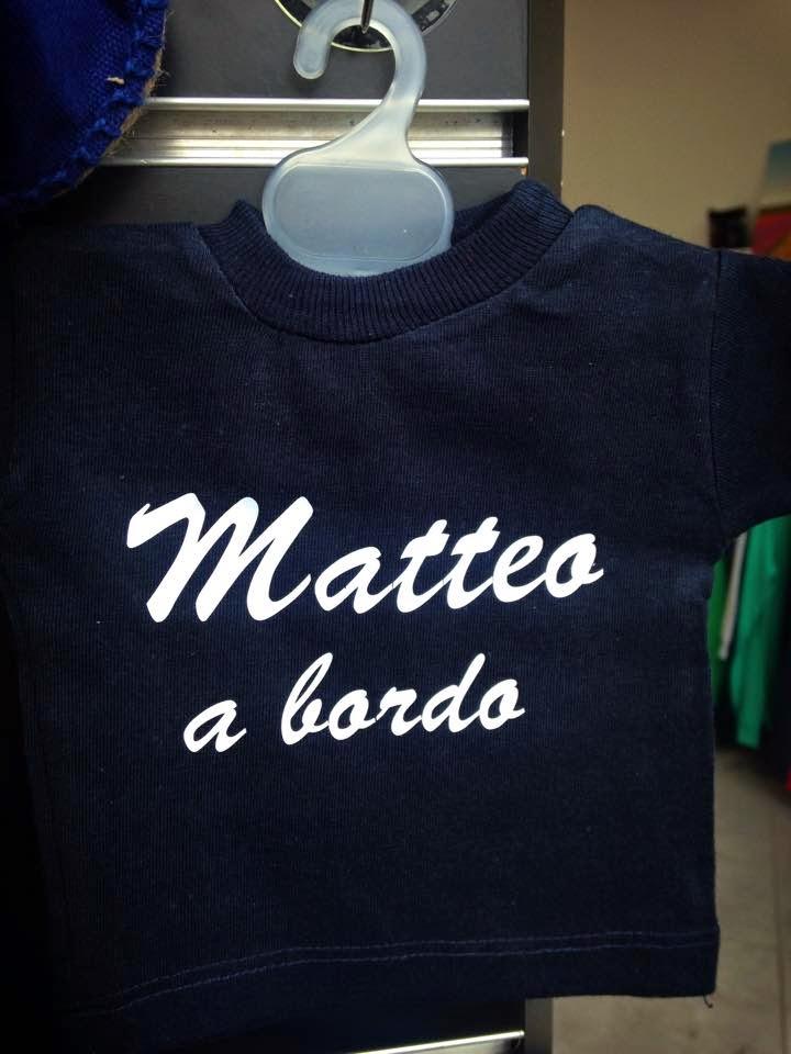 Digitalogo Torino Stampa Digitale Mini T Shirt Personalizzate