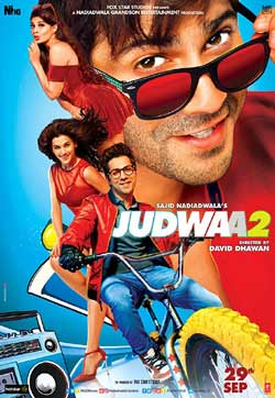 Judwaa 2 2017 Hindi DesiPDVD Rip x264 720p at movies500.me