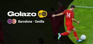 bwin promo golazo liga Barcelona vs Sevilla 6-10-2019
