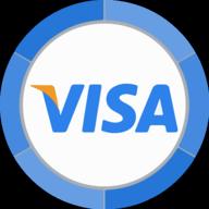 visa button icon