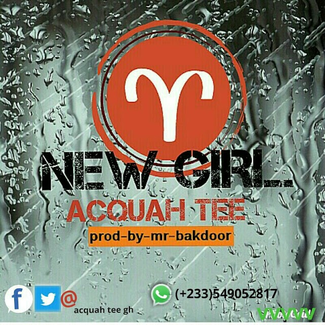 Download Acquah Tee - New Girl (Prod by Backdoor)
