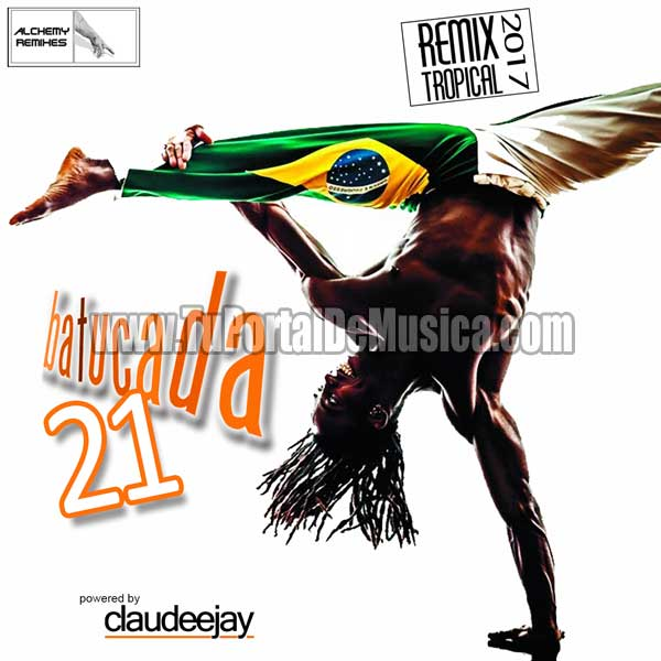 Clau DeeJay Batucada 21 (2017)