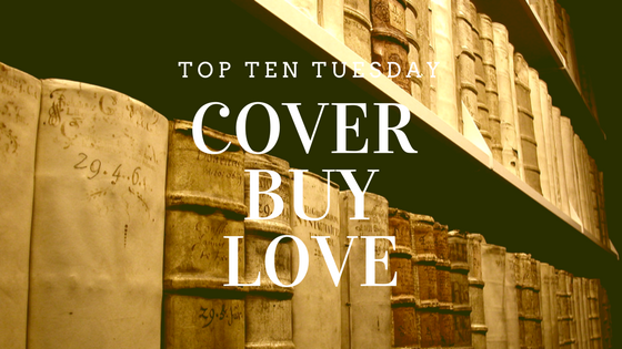 Cover Buy Love - Top Ten Tuesday on Reading List with Marissa Writes