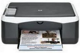 HP Deskjet F2100 Driver Win 7/XP/Vista