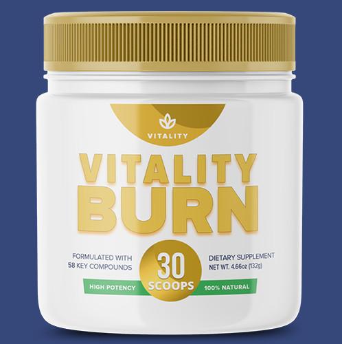 Vitality Burn reviews Vitality Burn supplement program REVIEW SCAM OR LEGIT