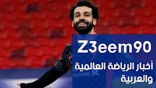 بصدارة هدافي الدوري الإنجليزي محمد صلاح يتأهب للإنفراد