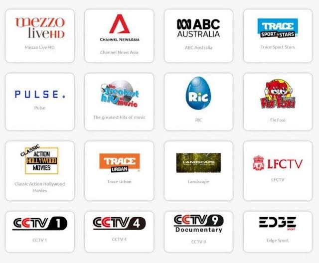 Perkhidmatan TV Satelit Sirius Untuk Pelancaran Akhir November 2019