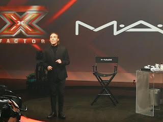 """Master Class MAC Cosmetics PRO """"Trucco Televisico ad Alta Risoluzione"""" - Sky - X Factor - Michele Magnani"""