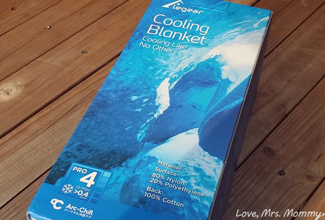 cooling blanket, arc-chill, summer blanket, summer bedding