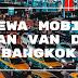 SEWA MOBIL & VAN DI BANGKOK