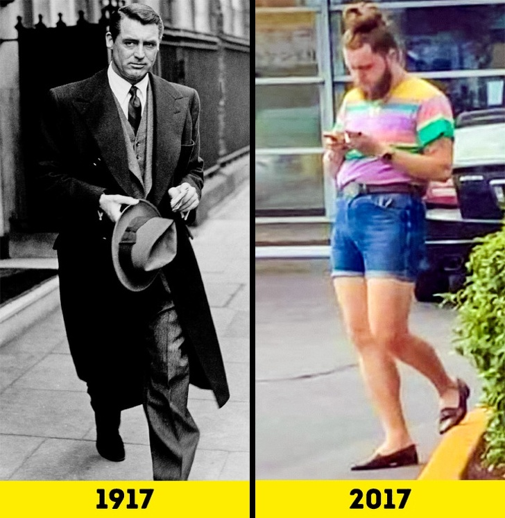 29 Pictures Of Children Of The Past Show The Differences Between Generations - Fashion has changed a bit as well.