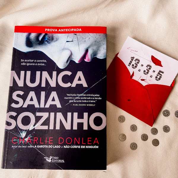 Nunca Saia Sozinho- Charlie Donlea