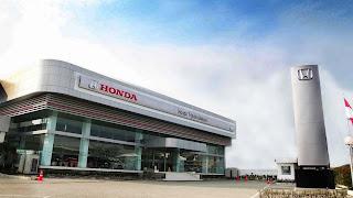 HONDA TRIPUTRA BEKASI / HONDA NAROGONG