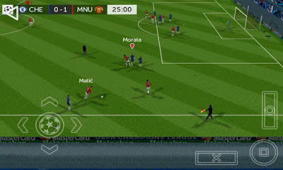 First Touch Soccer 18 Edition MOD APK