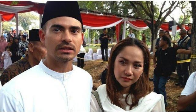 Penyebab Ashraf Sinclair, Suami BCL Meninggal Dunia Karena Serangan Jantung