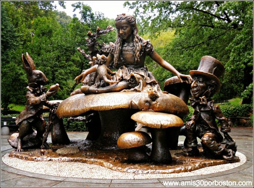 Central Park: Alicia en el País de las Maravillas