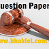 Eleven Years CLAT Question Paper(UG): Download PDF!