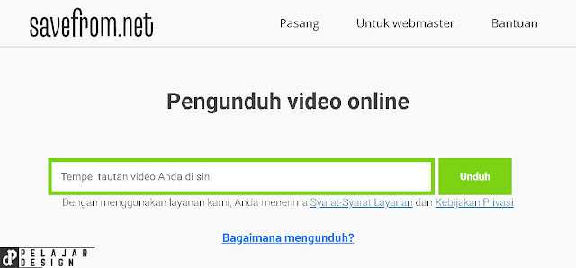 Cara Download Video Youtube Di Smartphone ( Tanpa Aplikasi )
