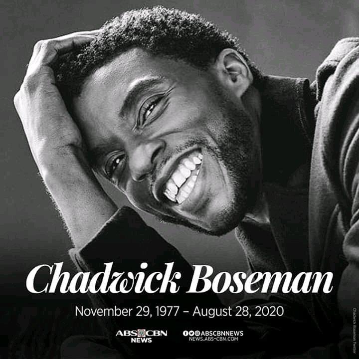 chadwick boseman dead