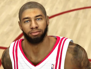 NBA 2K13 Royce White Cyber Face Mods