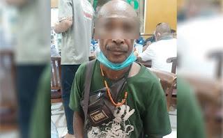 warga-ttu-Bunuh-Istri-Di-Kalimantan-Ditangkap-Polisi-Di-Kupang