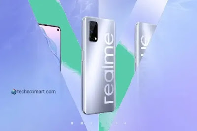 Realme Unveiled Its New Smartphone (Next) With Quad Rear Camera Setup And 5G Support