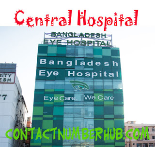 Central Hospital Contact Number images