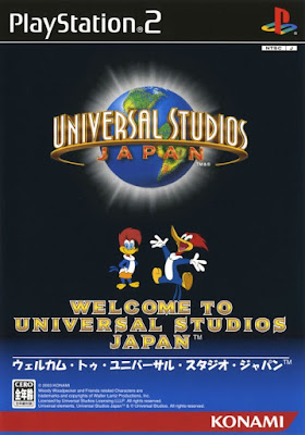 [PS2] [WELCOME TO UNIVERSAL STUDIOS JAPAN ] (JPN) ISO Download