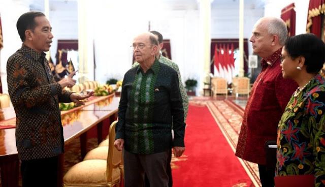 Jokowi Minta Anak Buah Tiru Deregulasi Radikal ala Amerika