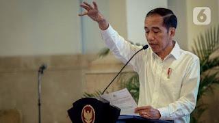 Ibunda Meninggal Dunia, Jokowi Langsung Terbang ke Solo