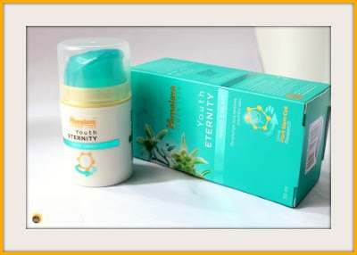 Himalaya Youth Eternity Night Cream packaging