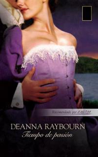 Deanna Raybourn - Tiempo De Pasión