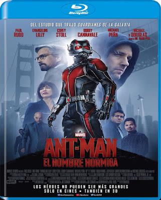 Ant-Man 2015 DB25 Latino