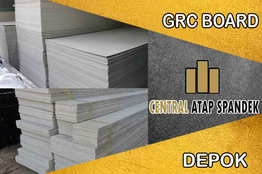 Jual Grc Board Depok, Harga GRC Board Depok, Daftar Harga GRC Board Depok, Pabrik GRC Board di Depok