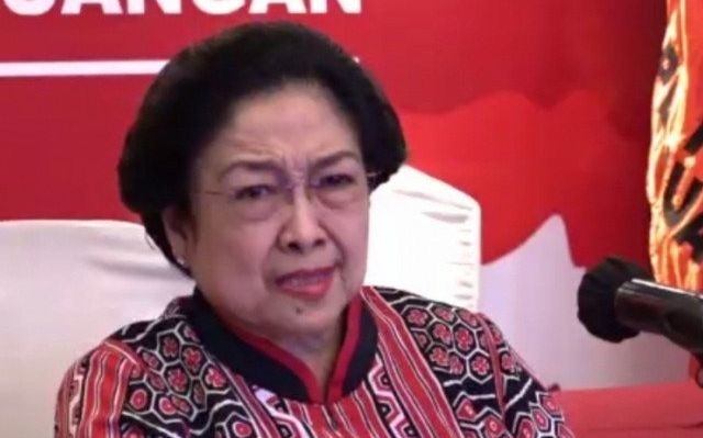 Megawati Minta Jokowi Tambah Personel TNI-Polri: Jangan Pikir Anggaran Dulu