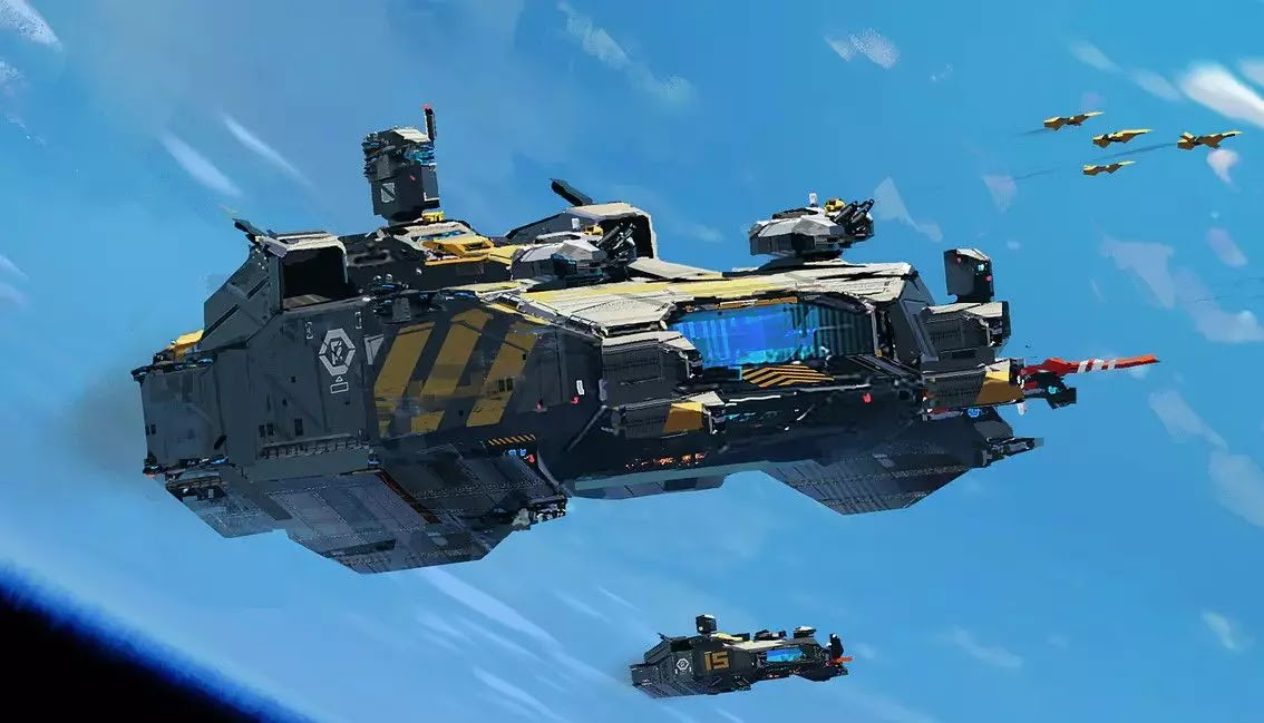 Homeworld 3 - Gearbox E3 2021 Showcase