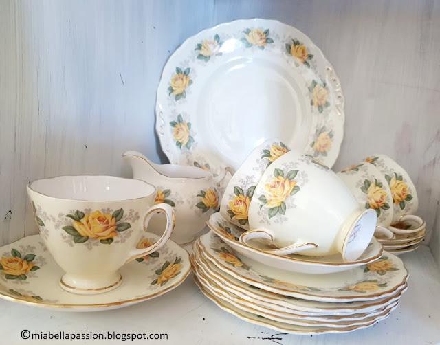 Teacup History
