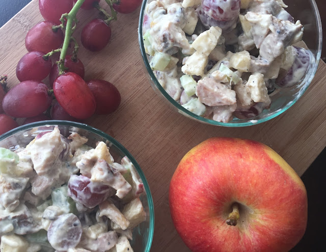 High Protein Waldorf Salad Recipe