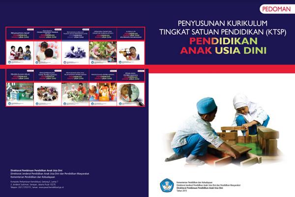 Pedoman Penyusunan Kurikulum Tingkat Satuan Pendidikan (KTPS) PAUD